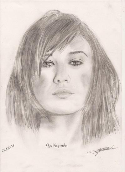 Olga Kurylenko par Dan720